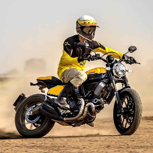Ducati Indonesia Luncurkan 4 Model Scrambler 2019 Sekaligus