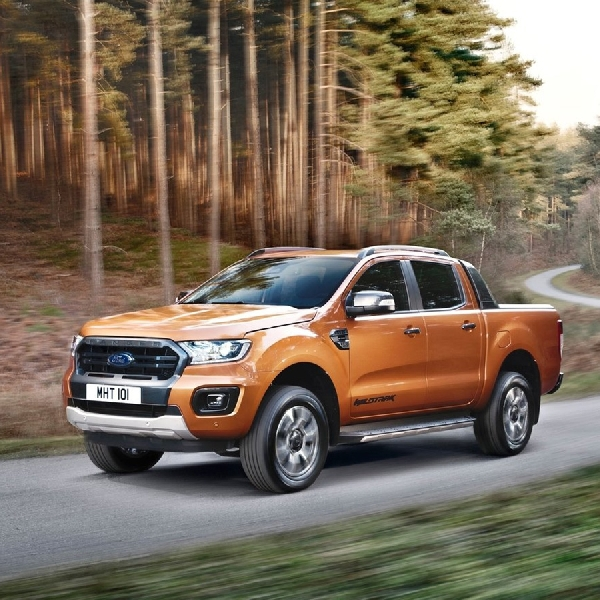 Ford Ranger Baru Lebih Simpel Namun Tetap Perkasa