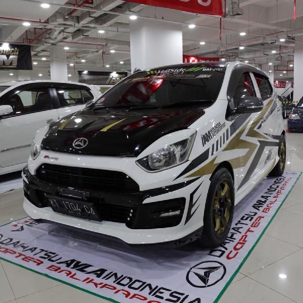 Daihatsu Sukses Helat Kontes Modif Bagi Milenialis Borneo