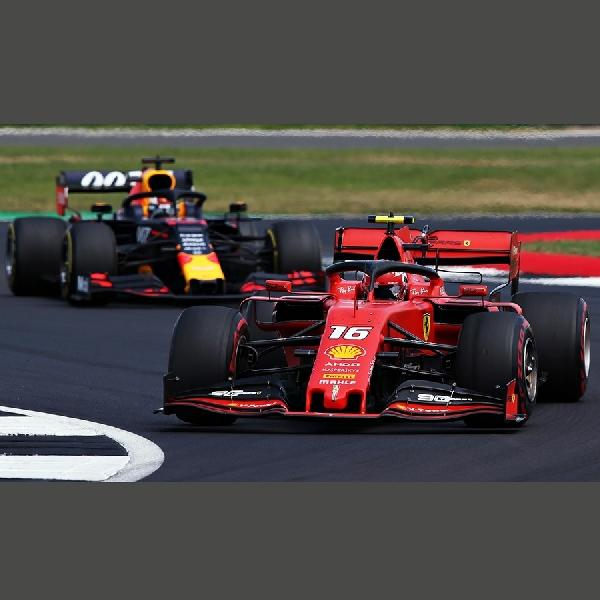 F1: Ferrari dan Red Bull Sekarang Saling Menempel Ketat