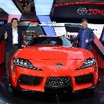 Akhirnya, Toyota Resmi Jual GR Supra Seharga Rp 1,9 Miliar