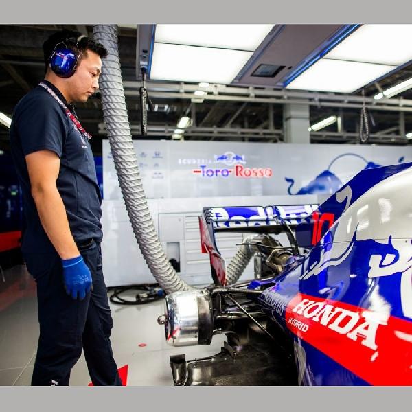 F1: Honda Racik Mode Kualifikasi Pada Upgrade Mesin F1 Berikutnya