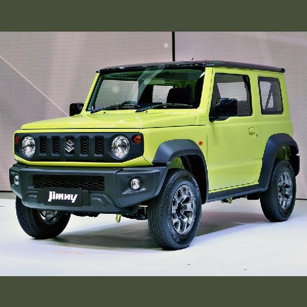 Suzuki Rilis Jimny Gen-4 Berikut Harganya Di GIIAS 2019