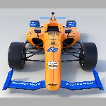 Alonso Akan Nyetir Mclaren Ini Di Balap Indy 500
