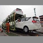 Toyota Indonesia Cetak Rekor Ekspor Lebih Dari 200 Ribu Unit