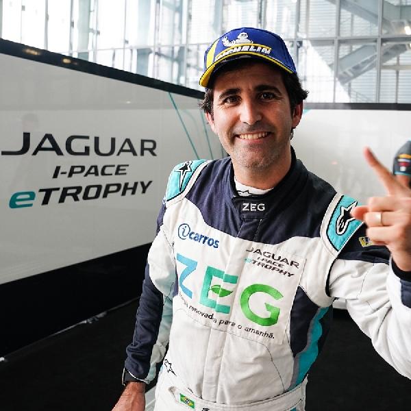 FE: Mitch Evans Juara Formula E Roma Untuk Tim Panasonic Jaguar