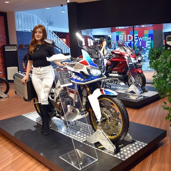Banyak Tawaran Menarik Menanti Di Booth Honda Jakarta Fair