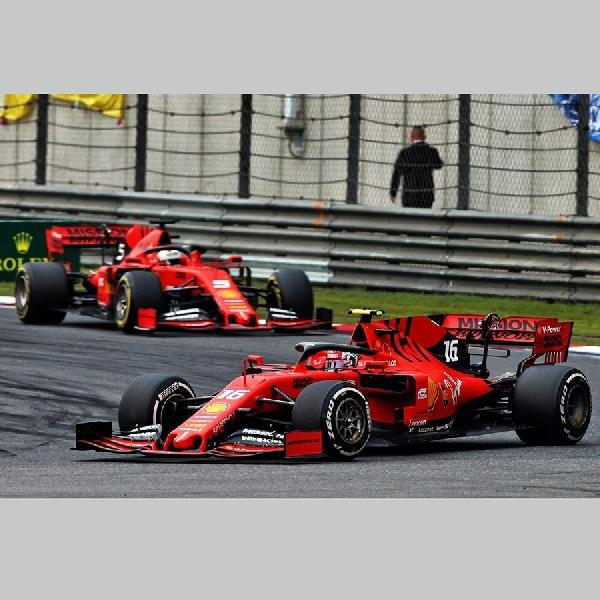 F1: Ferrari Butuh Tiga Kali Upgrade Lagi Untuk Kompetitif