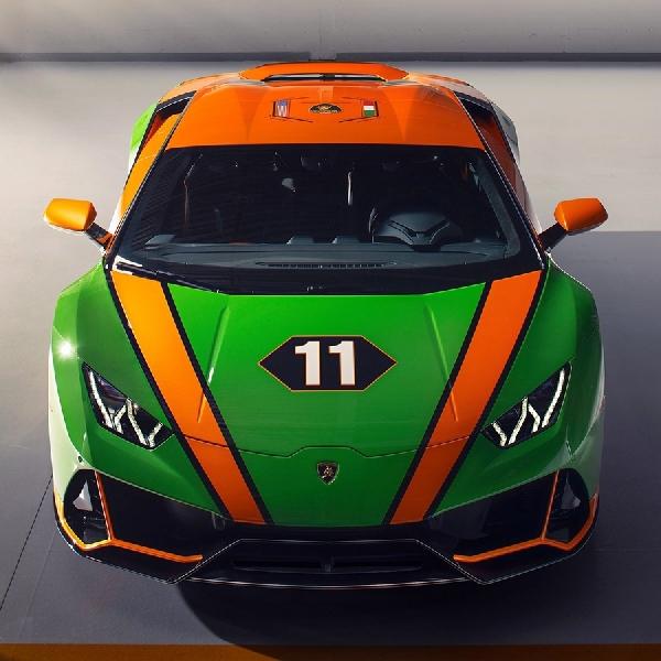 Lamborghini Rilis Huracan Evo GT Edisi Terbatas