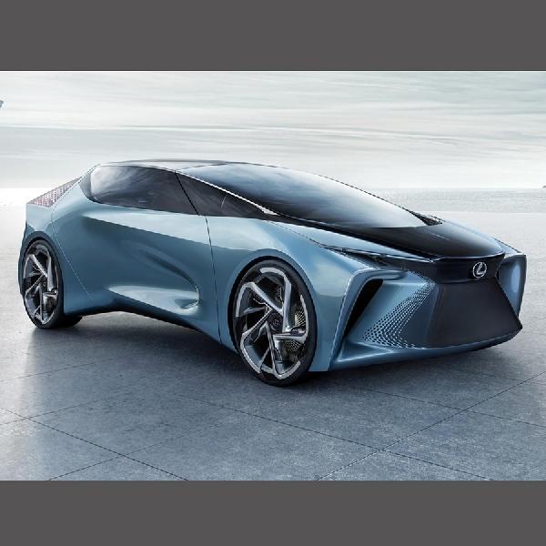 Seperti Apa Lexus Di Masa Depan Ada Pada LF-30 Ini