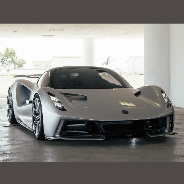 Hypercar Lotus Evija Sebentar Lagi Bisa Anda Miliki