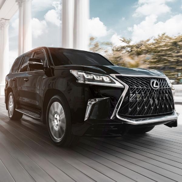 Lexus Indonesia Datangkan Versi Sport New LX 570