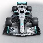 F1: Mercedes Fokus Pada Performa Ban Belakang Dengan W10