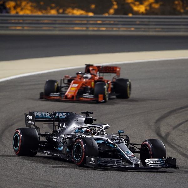 F1: Mercedes Harus Terus Memberikan Tekanan Pada Ferrari