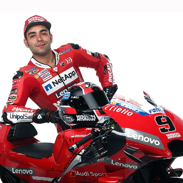 MotoGP: Danilo Petrucci Tetap Jadi Rider Ducati Di 2020