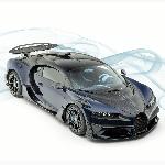 Sekarang Giliran Bugatti Chiron Dimodifikasi Mansory