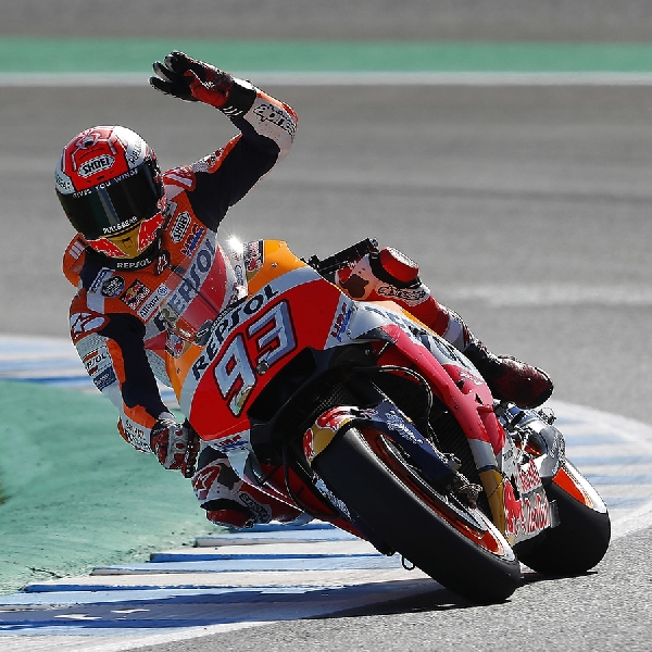 MotoGP: Meski Lebih Cepat, Marquez Merasa Sasis Karbon Tidak Siap Balapan