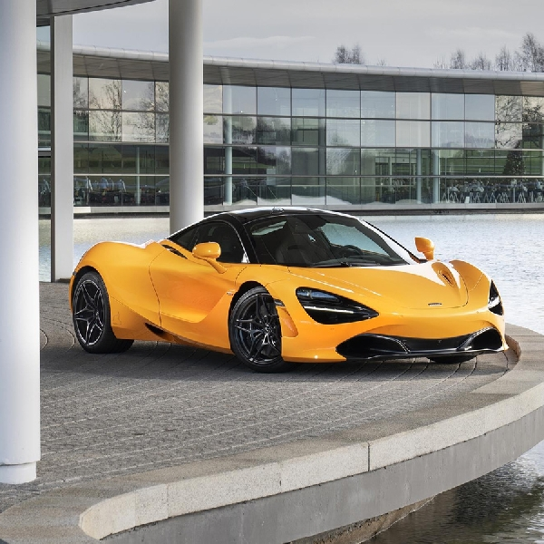 McLaren Bikin Edisi Terbatas 720S Spa 68 Collection