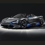 Butuh 260 Jam Untuk Mengecat McLaren 720S Spider Ini