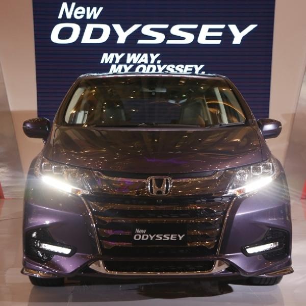 Honda Odyssey dari Masa ke Masa