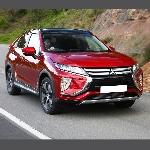 Mitsubishi Eclipse Cross Raih Penghargaan Bergengsi Di Jerman