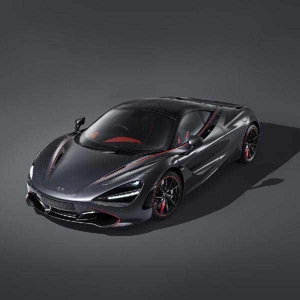 McLaren 720S Ini Jadi Satu-satunya Yang Memakai Stealth Theme