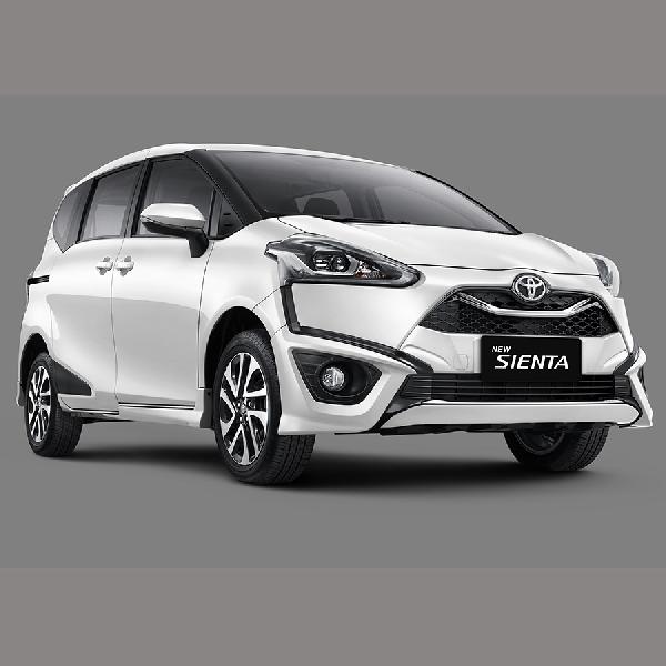 Toyota Indonesia Ubah Tampilan New Sienta