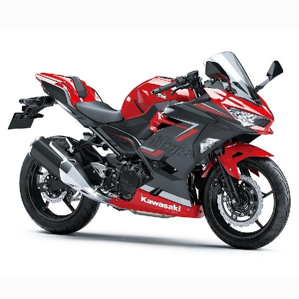 Kawasaki Ninja 250 Terbaru Kini Pakai Kunci Keyless