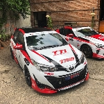 Dua Pembalap TTI Sukses Awali Seri Pertama Kejurnas ITCR 2019