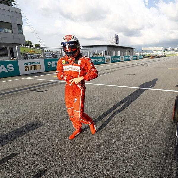 F1: Kimi - Ferrari Tidak Bisa Seperti Ini