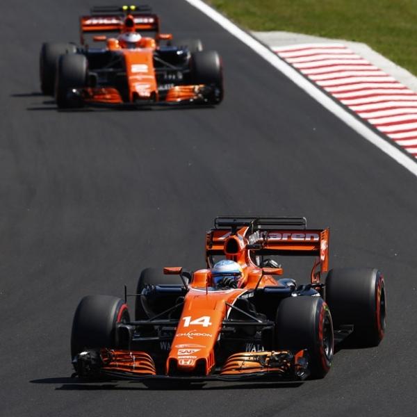 F1: Alonso Yakini McLaren Makin Kuat