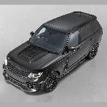 Overfinch Tak Tanggung-Tanggung Modif Range Rover