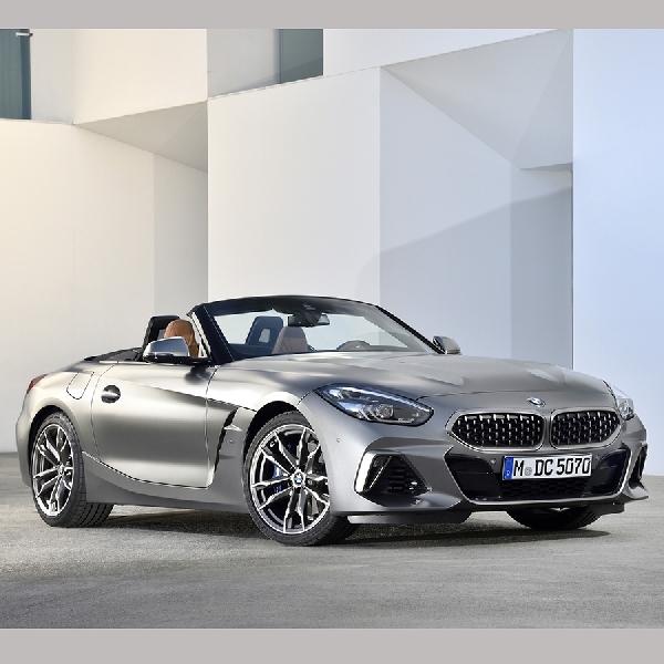 Singapura Sudah Kedatangan BMW Z4 Terbaru