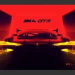 BMW Beri Teaser Mobil Balap GT3 Barunya Dengan Grill Besar