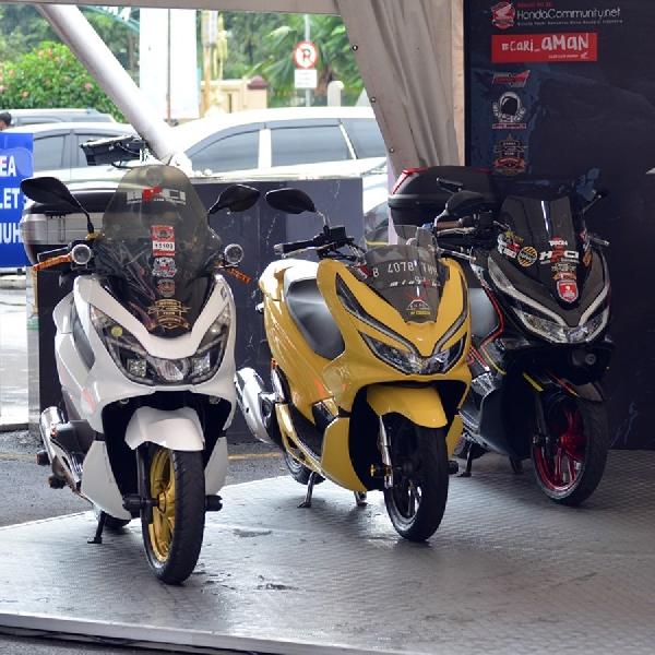 3 Matic Honda Unjuk Gigi Di Honda Premium Matic Day 2019