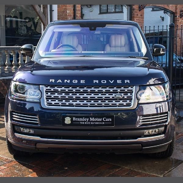Range Rover Milik Pangeran Phillip Dijual Di Situs Online