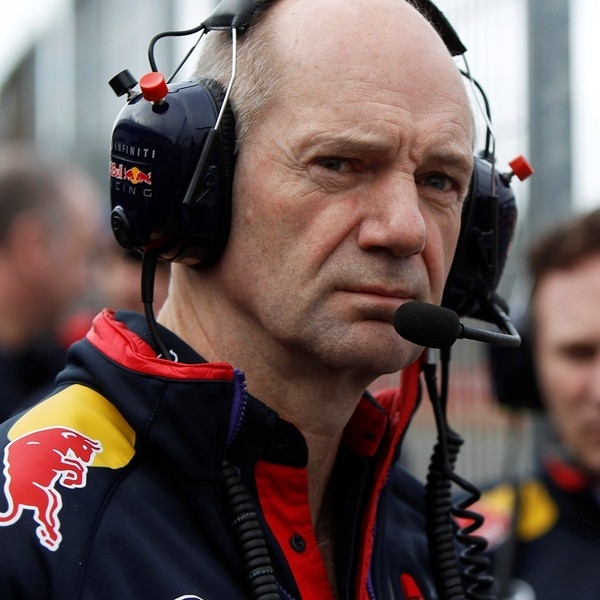 F1: Newey Akui Hampir Bergabung Dengan Ferrari