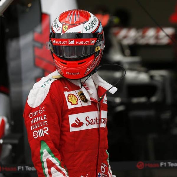 F1: Kimi Raikkonen Pesimis Hadapi Grand Prix Singapura