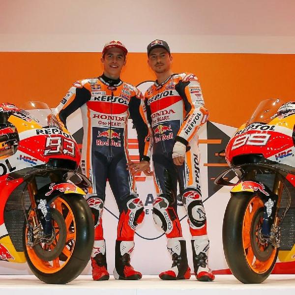 MotoGP: Satu Tim Dengan Marquez, Ibarat Setim Dengan Rossi Bagi Lorenzo