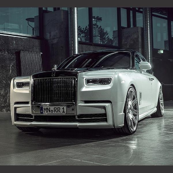 SPOFEC Bikin Rolls-Royce Phantom Makin Keren