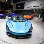 McLaren 720S Spider dan 600LT Spider Tampil Perdana di Shanghai Auto Show