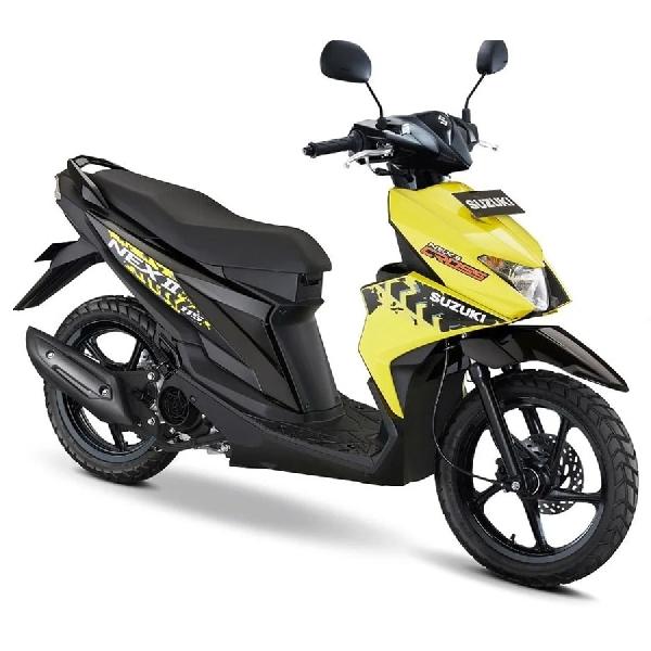 Suzuki Nex II Cross Siap Penuhi Hasrat Para Petualang