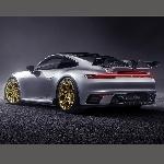 Begini Jadinya Kalau TechArt Racik Velg Buat Porsche