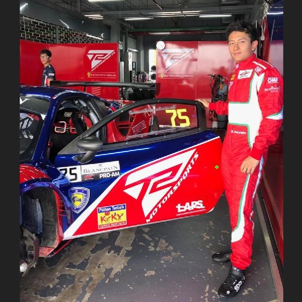 T2 Motorsports Siap Hadapi Balapan di Buriram, Thailand