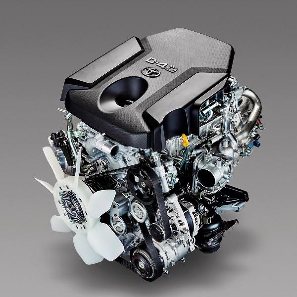 Toyota Astra Rilis New Hilux  Single Cabin Bermesin Diesel Baru