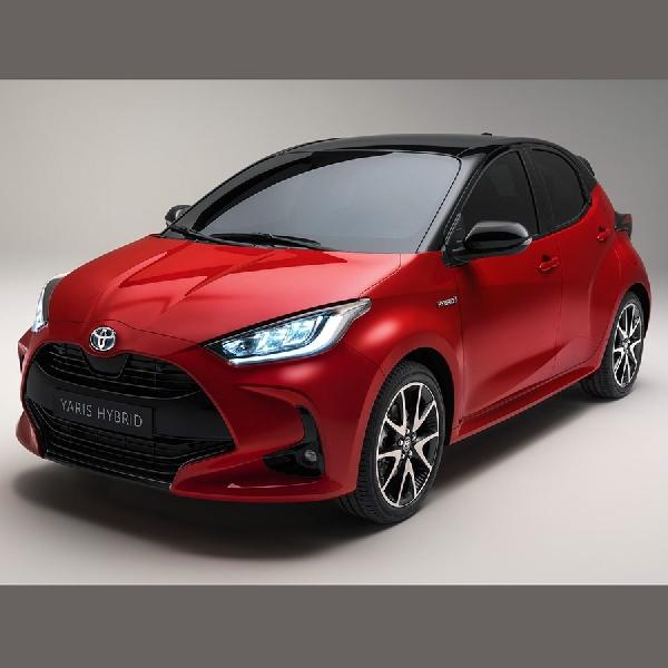Selamat Datang Toyota Yaris Gen-4