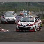 Toyota Yaris TTI Cetak Hat-trick Kejurnas ITCR Max
