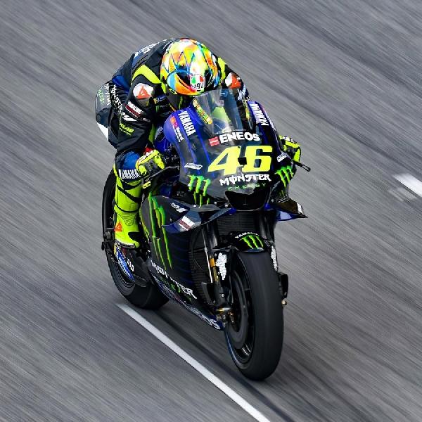 MotoGP: Rossi Senang Maverick Terdepan Artinya Motornya Bagus