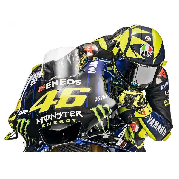 MotoGP: Membalap Di Usia 40 Tahun Adalah Tantangan Buat Valentino Rossi