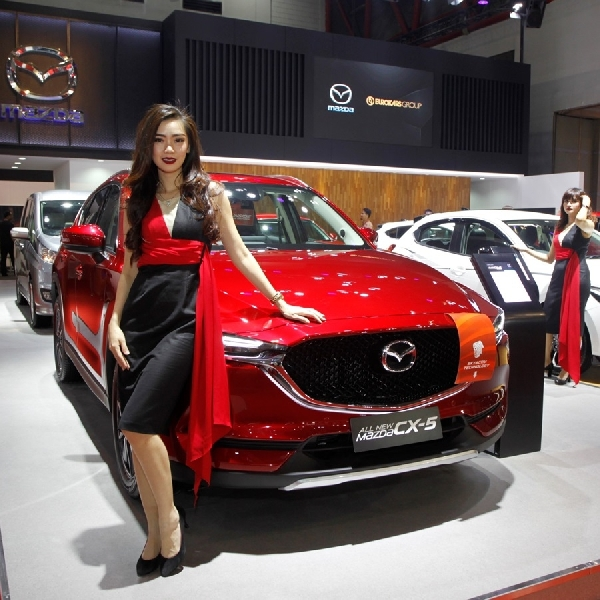 Eurokars Gelar Mazda Dealer Excellence Award 2019